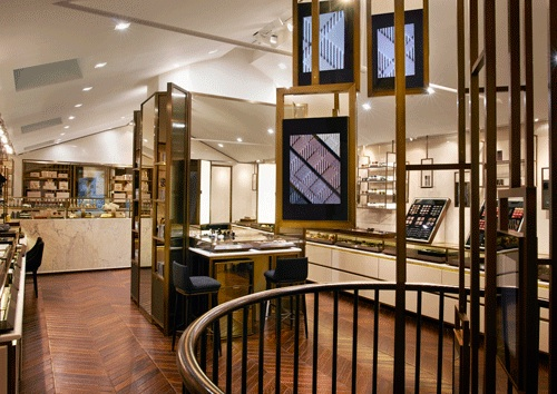 La nouvelle boutique Burberry à Covent Garden