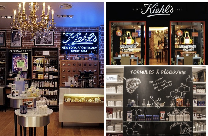 Kiehl's views