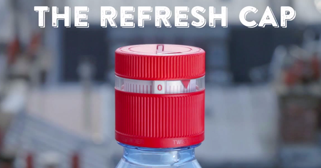 eau Vittel Refresh