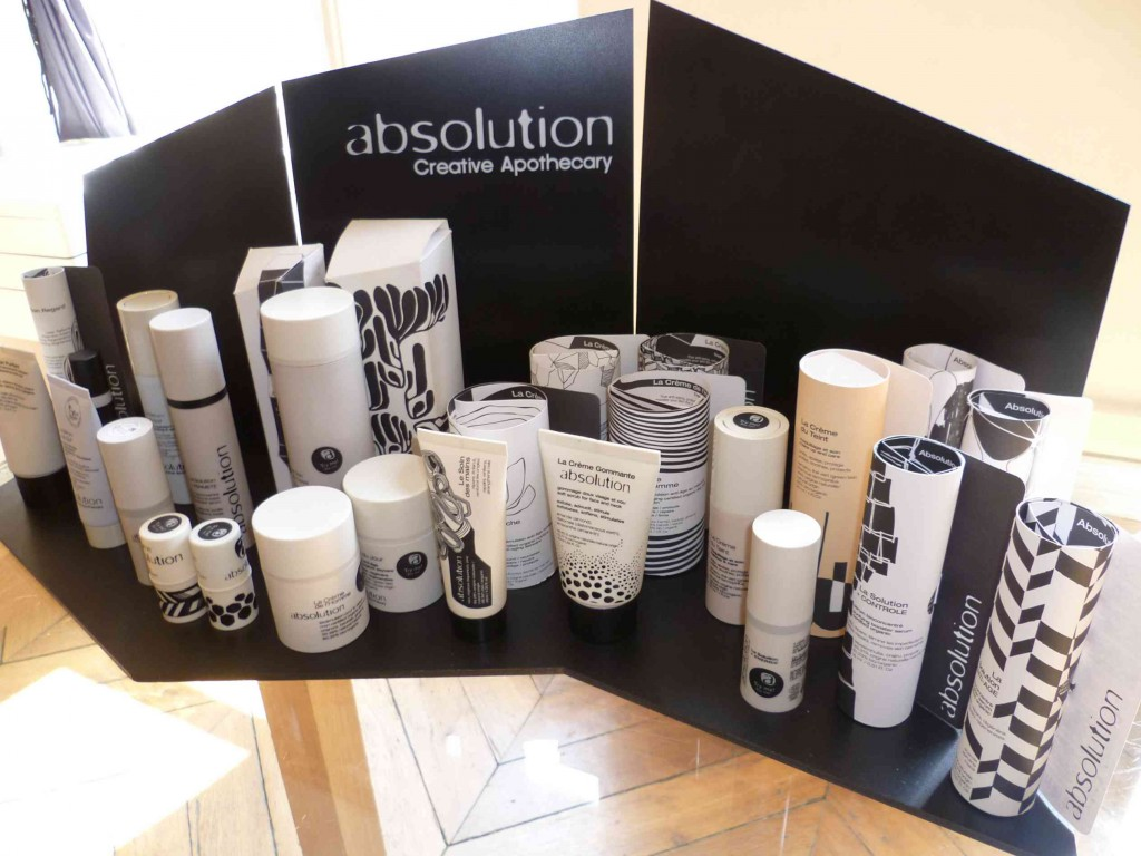 gamme soins absolution bio