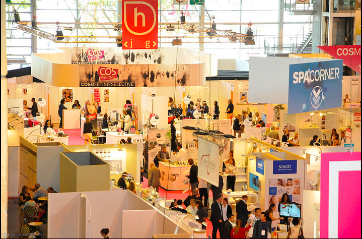 Tendances d couvertes au salon des cosm tiques beyond for Salon beyond beauty