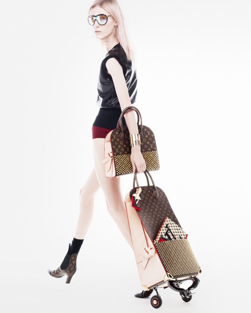 julia-nobis-louboutin-for-louis-vuitton-celebrating-monogram