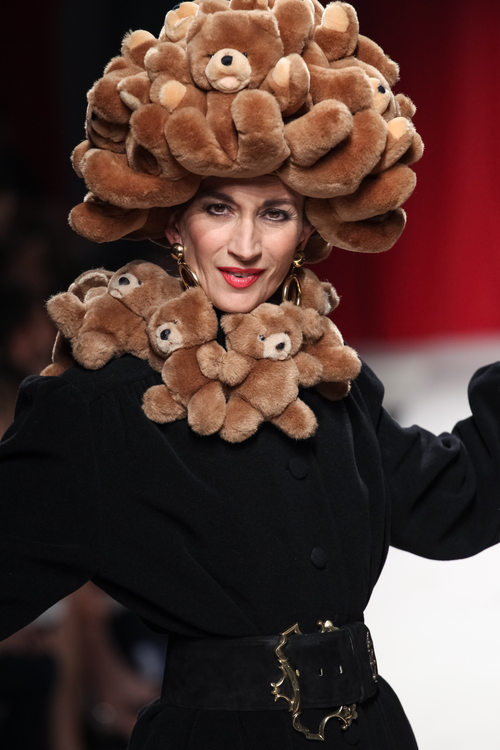 Moschino-defile