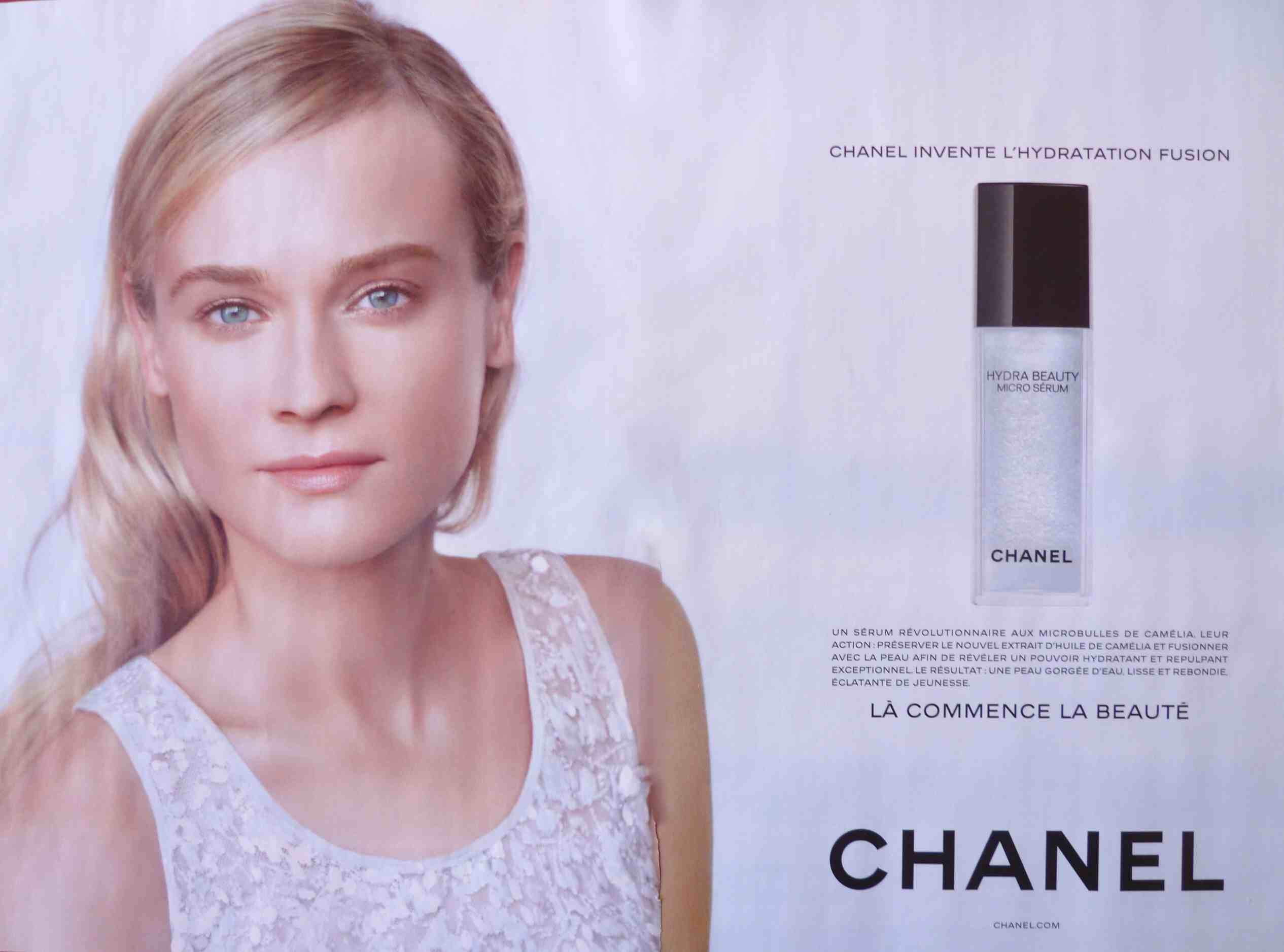 Vague de sérums en parfumerie Dior Capture Chanel Hydra-Beauty