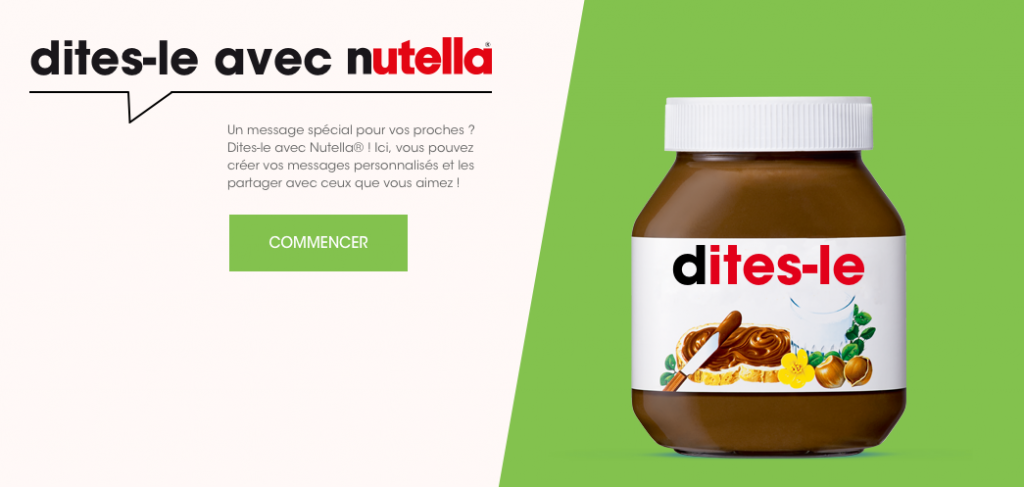 Nutella-message-personnalise