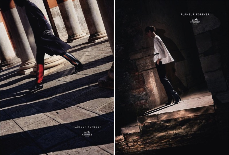 Hermes-campaign-flaneur-forever