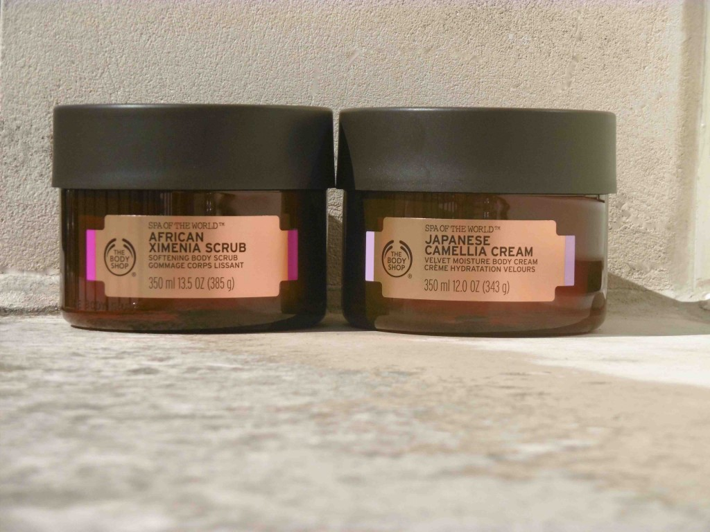 Plaisir des sens et exotisme pour body shop spa of the world for Salon plaisir des sens