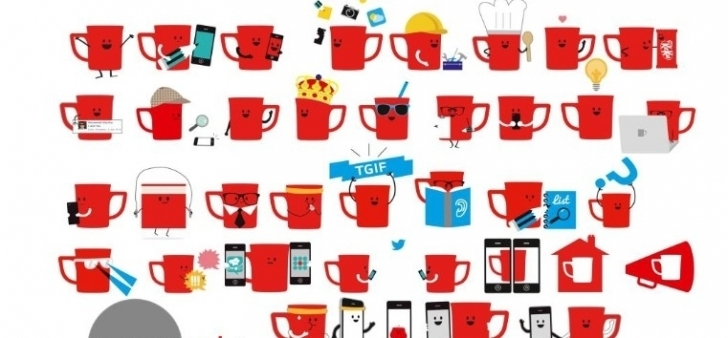 nescafe-emoticones-sms