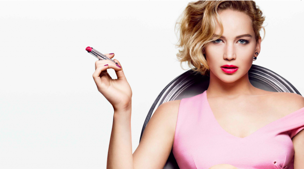 visuel-glamour-Jennifer-lawrence-dior-addict