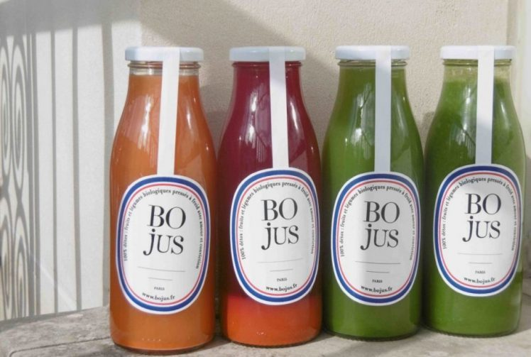 Cure & jus detox : Bojus, Innocent, le test