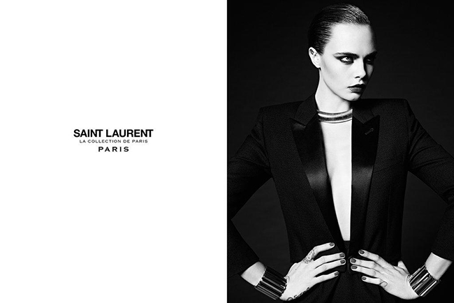 Succession Saint Laurent à la gomme  : le buzz Instagram & Hedi Slimane