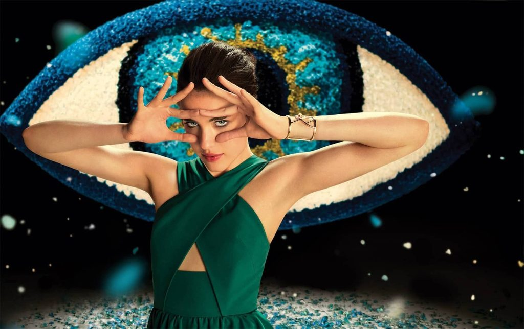 margaret-qualley-egerie-pub-parfum-kenzo-world
