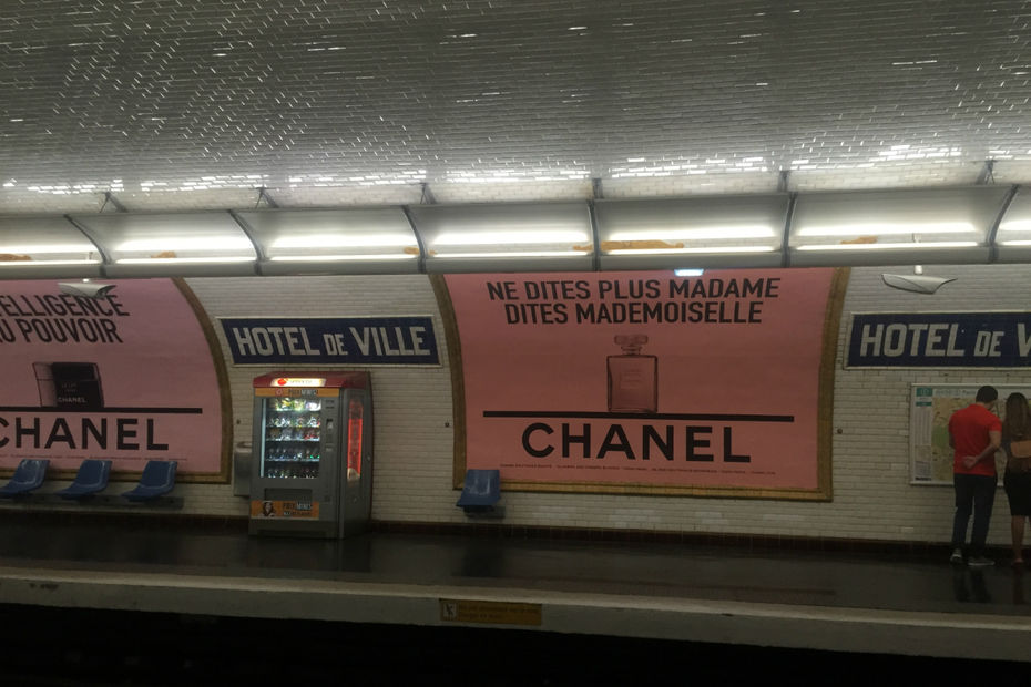 affiches-metro-chanel