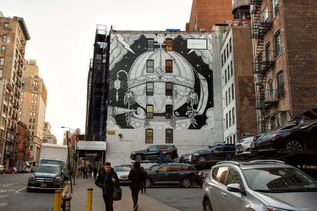 fresque-ephemere-Gucci-new-york