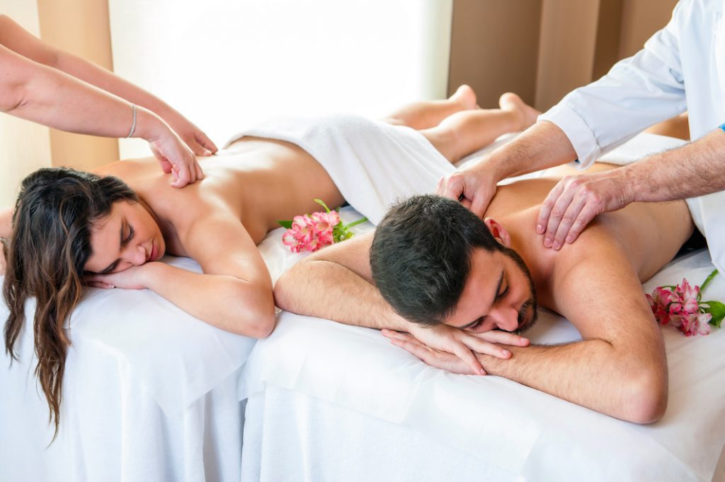 massage couple