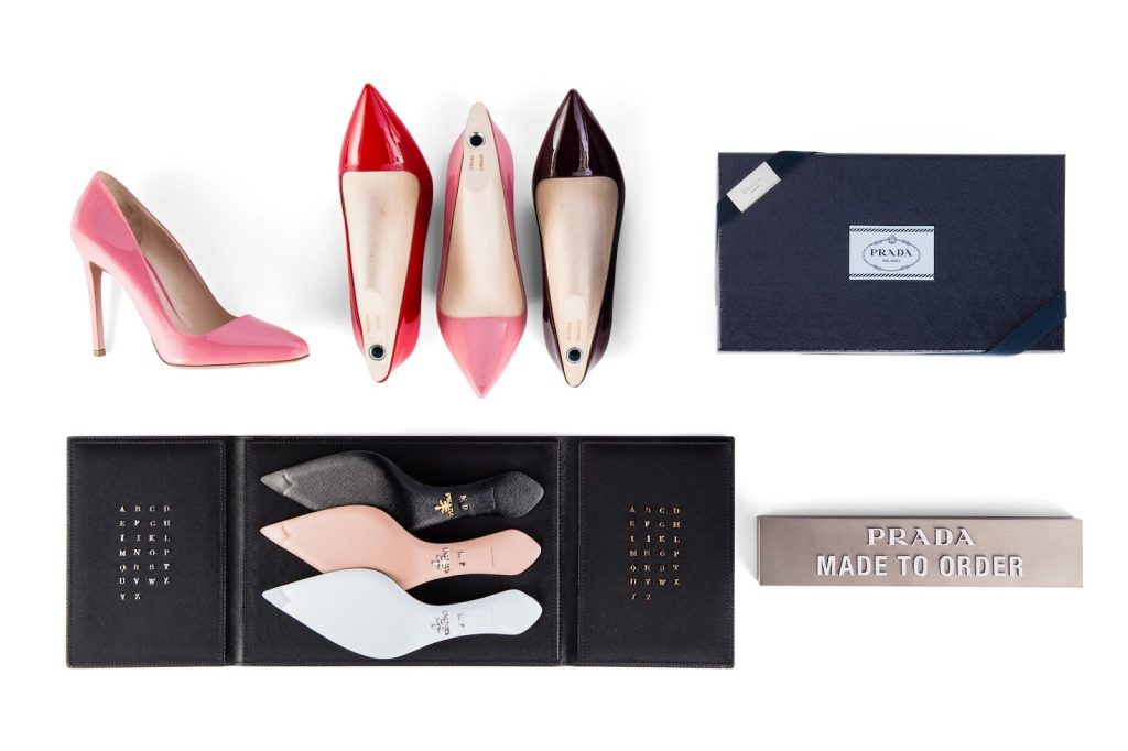 Prada Made-To-Order-soulier