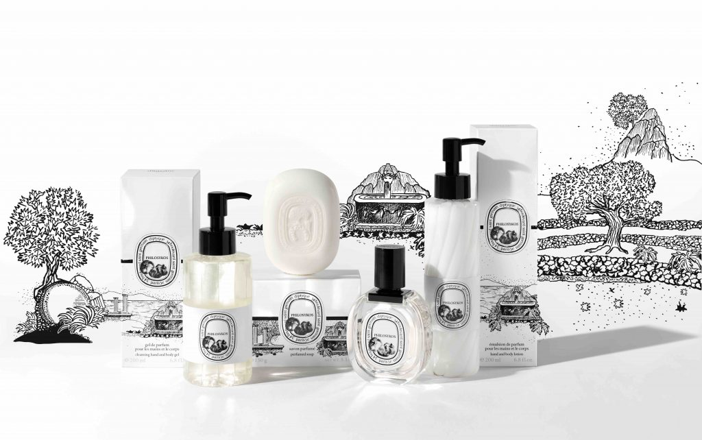 soin corps diptyque