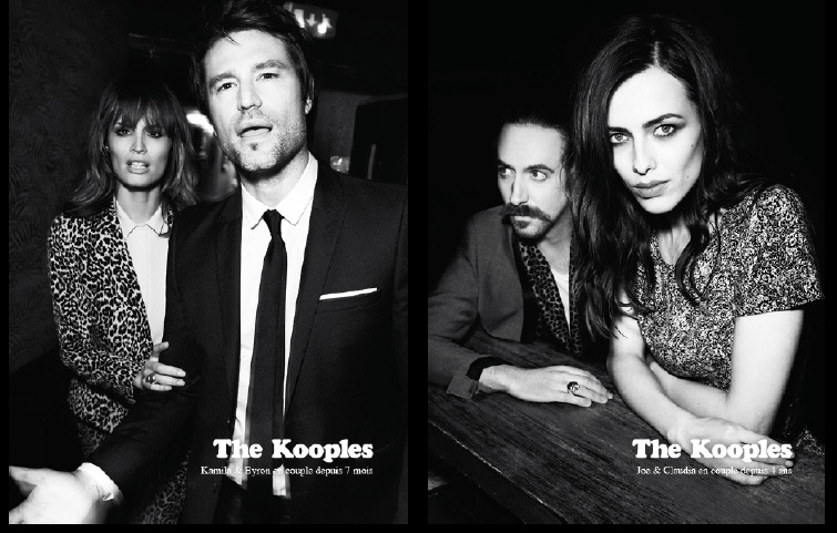 image publicitaire The Kooples