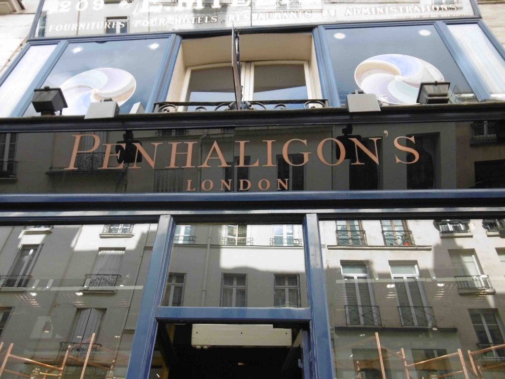boutique Penhaligon's
