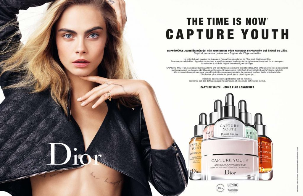 Pub Dior Capture Youth