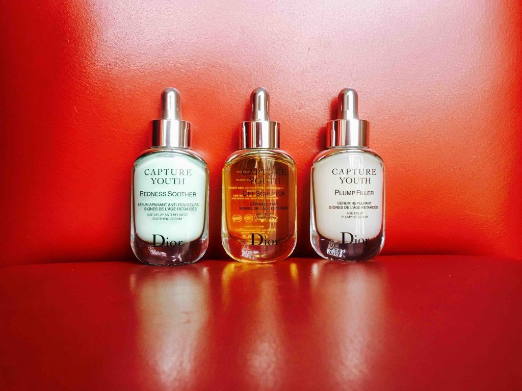 serums capture Dior