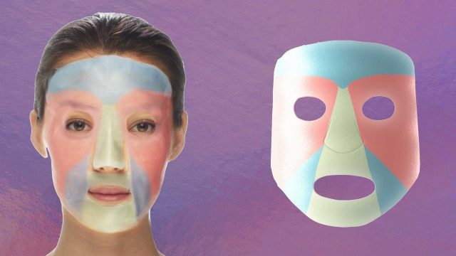 masque 3D Neutrogena