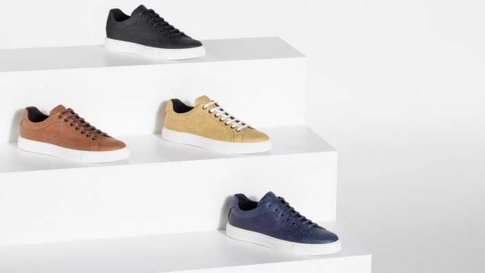 Luxe durable : Hugo Boss lance ses baskets vegan