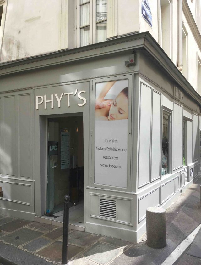 spa bio saint germain des prés