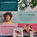 transparence clean beauty