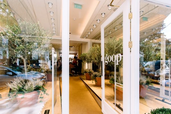 boutique lifestyle goop