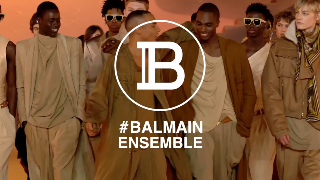 entertainment balmain